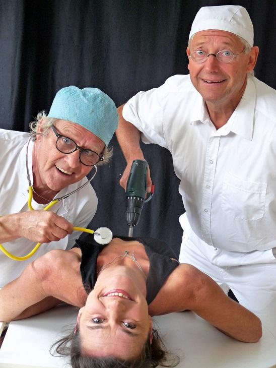 Dr. Zwerchfell